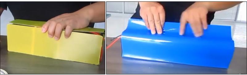 6米鋰電池太陽能路燈燈桿生產細節